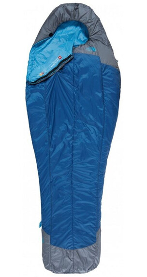 The North Face Cat's Meow Sleeping Bag Reg ensign blue/zinc grey